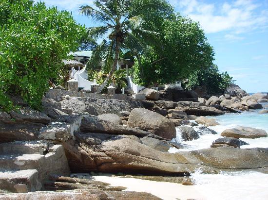 Anse Soleil Beachcomber: The Beach