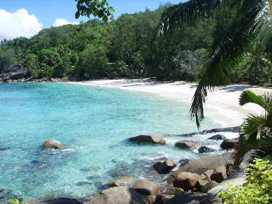 Anse Royale, Seychelles: The Resteraunt