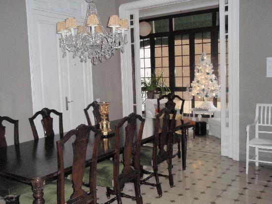 Casa de Billy Barcelona: Dining area