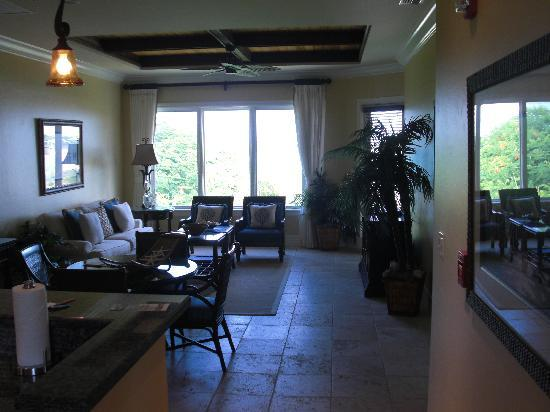 Grand Isle Resort & Spa: living room