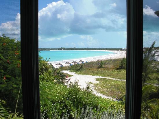 Grand Isle Resort & Spa: living room - ocean view