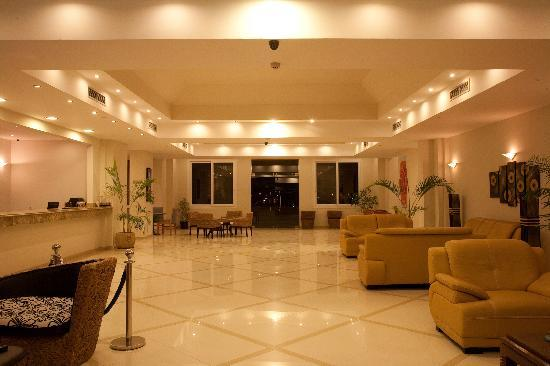 El Alamein, Egipto: reception