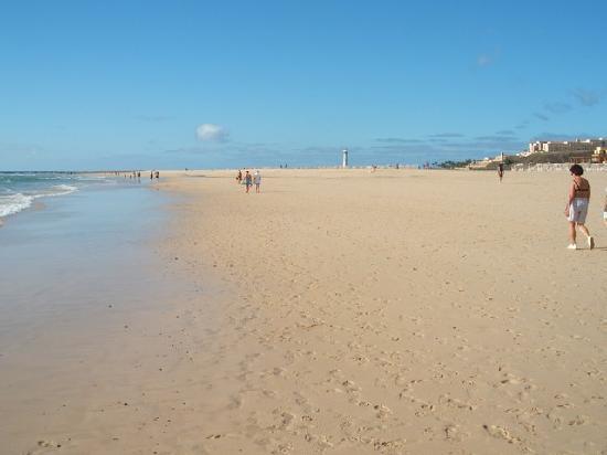 Iberostar Fuerteventura Park : Xmas Day on the Playa  !!