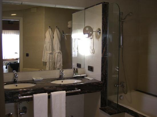 Can Xiquet: Baño