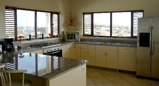 Home Sweet Home Mini-Resort Curacao : kitchen Penthouse