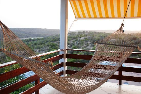 Home Sweet Home Mini-Resort Curacao : hangmat
