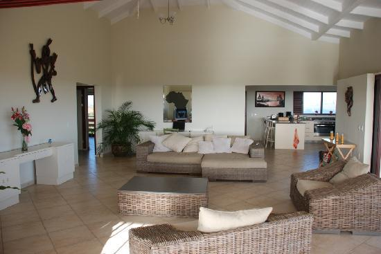Home Sweet Home Mini-Resort Curacao : livingroom Penthouse