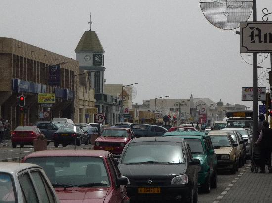 Swakopmund, Namibia: A view from the town