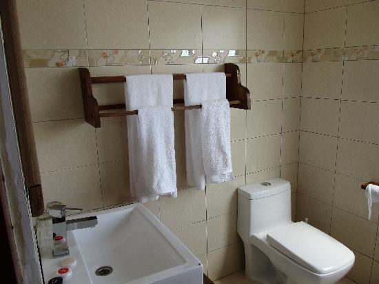 Dongwe Ocean View : Bathroom