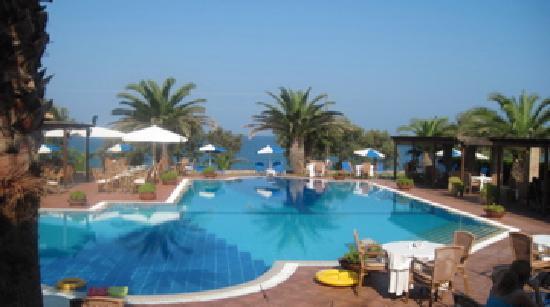 Oasis Hotel: hôtel OASIS