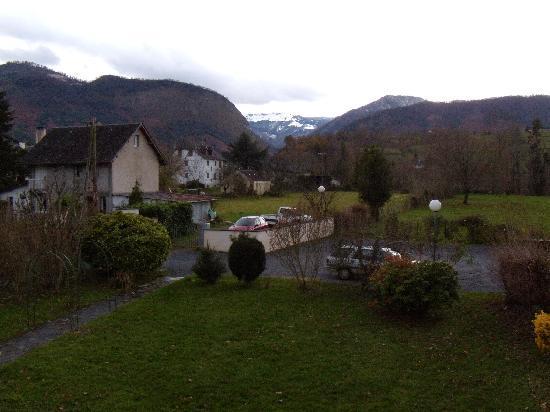 joli paysage de Arette