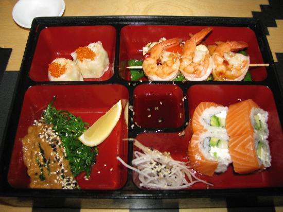 Kabuki: Sakana Bento
