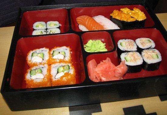 Kabuki: Sushi Bento