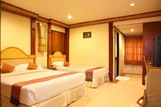 Sandy Resort : Doppelzimmer