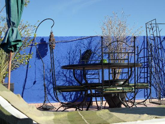 terrasse de r ve foto di riad jomana marrakech tripadvisor. Black Bedroom Furniture Sets. Home Design Ideas