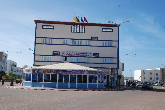 El Ouatia, Morocco: hotel dubai tan-tan plage