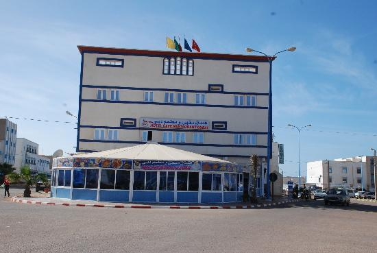 El Ouatia, Marokko: hotel dubai tan-tan plage