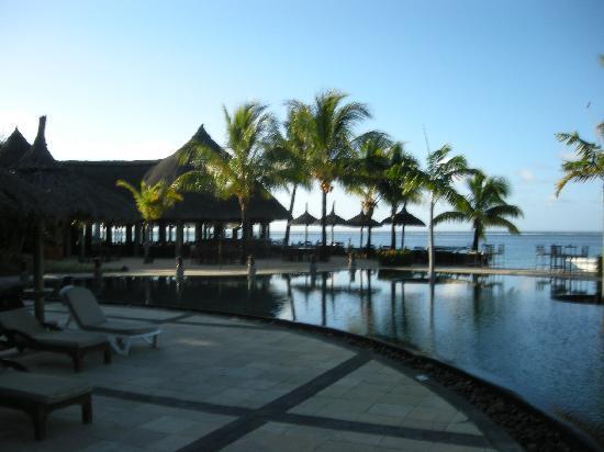 Heritage Awali Golf & Spa Resort : restaurant beau cadre