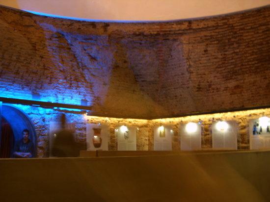 Hodjapasha Cultural Center : Foier dell'Hodja-Pasha