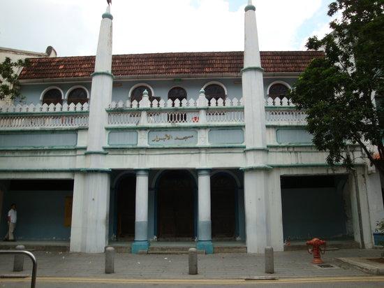 阿布拉清真寺