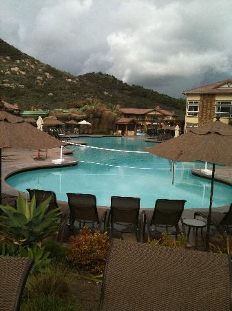 Large Pool Area At Mountainside Picture Of Welk Resort