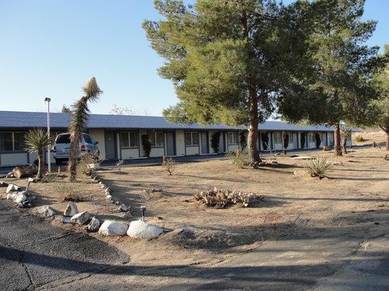 Desert View Motel: Desert View front view