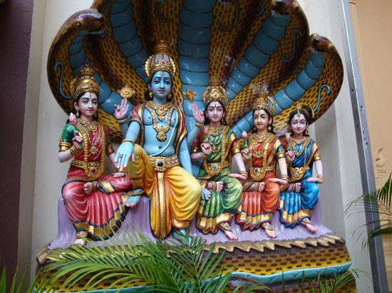Bugis, Singapore: ヒンドゥー教の神々Ⅱ