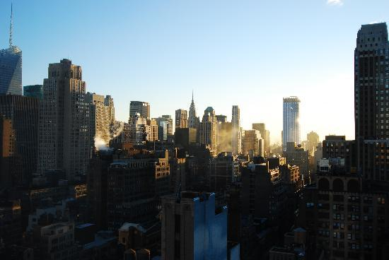 The New Yorker A Wyndham Hotel: View from the room