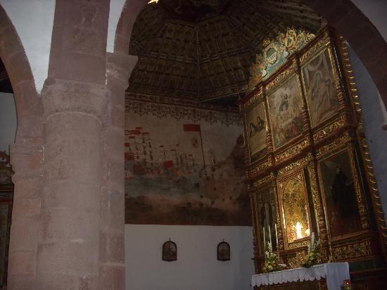 San Sebastián de la Gomera, España: la iglesia de Nuestra Señora de la Asunción .