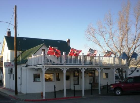 Winnemucca, NV: The Martin Hotel