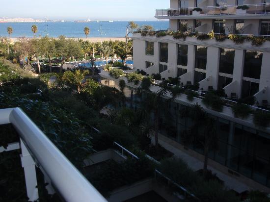 Gran Palas Hotel: Vista balcón