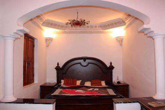 Riad Amssaffah: Chambre