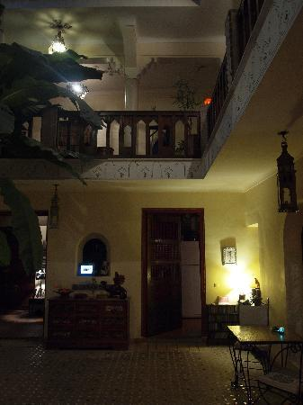 Riad Nomades : Charming Patio