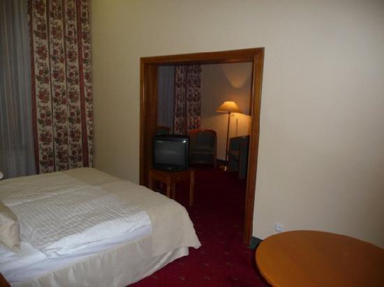 Grandhotel Brno: Room