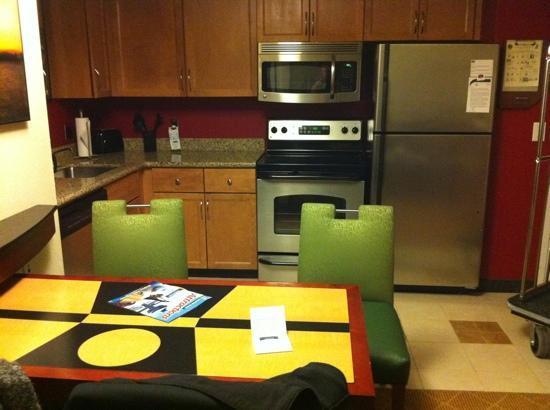 2 Bedroom Suite Picture Of Residence Inn Toronto Vaughan Vaughan Tripadvisor