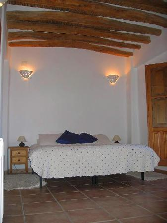 Los Arcos: One of the bedrooms