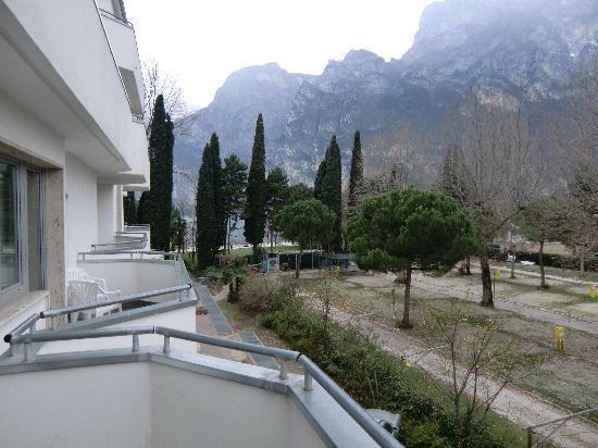 Hotel Oasi Wellness & Spa : vista dalla camera