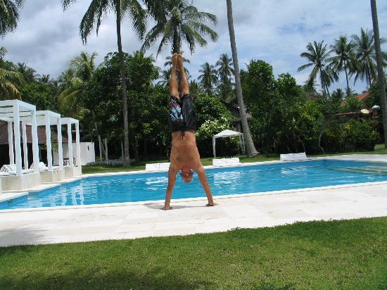 Le 48, Zen & Happy Rezort: Der Pool