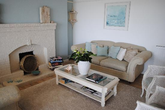 Carbis Bay, UK: Sitting Room