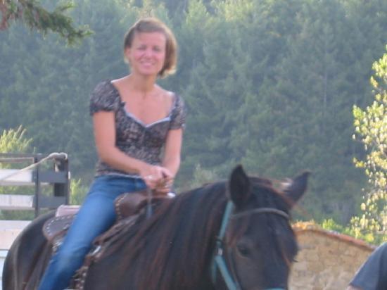 Agriturismo Acquaviva: Für Pferdeliebhaber