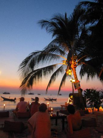 Wind Beach Resort: View from bar\restaurant