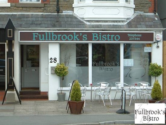 Fullbrook's Bistro: well worth a visit!