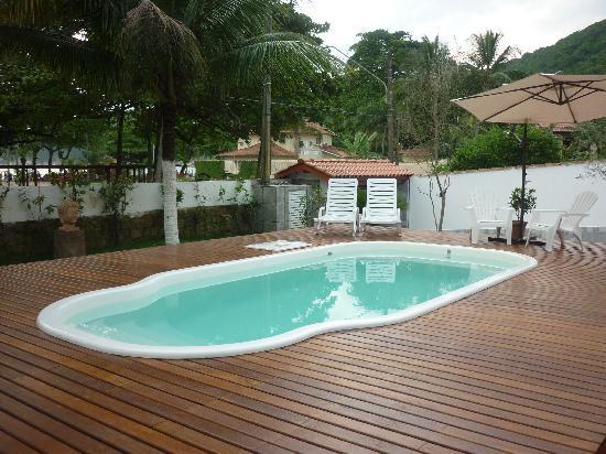 Pousada Praia do Guaiuba: Swimming pool