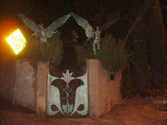 Old Bisbee Ghost Tours: 9-1-1 Angels
