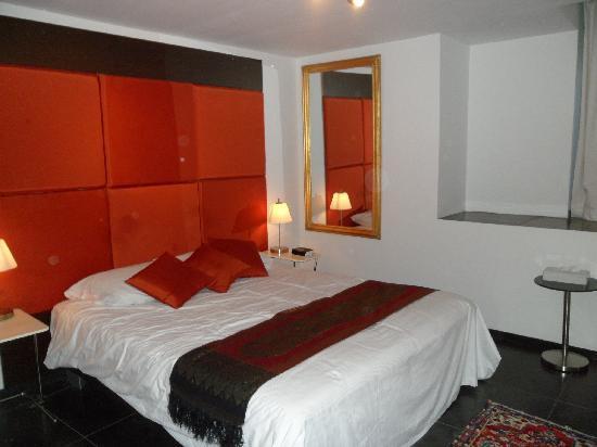 Maes B & B: Bedroom