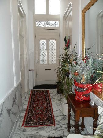 Maes B & B: Hallway