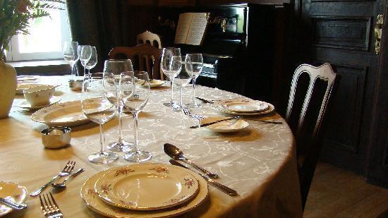 La Maison de Maitre: Exellent dining