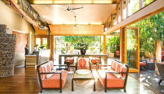 The Byron at Byron Resort & Spa: Reception