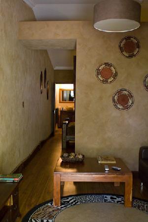 Chapel Farm Getaways : Inside the Africa Room