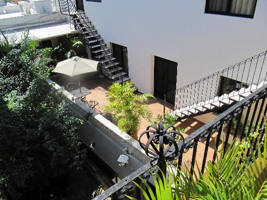 Luz En Yucatan: View form 3rd Level